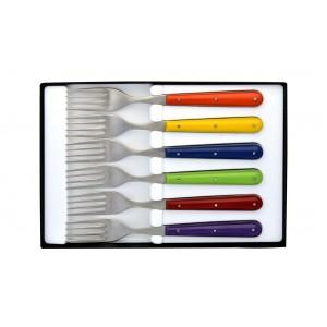 Coffret de 6 fourchettes
