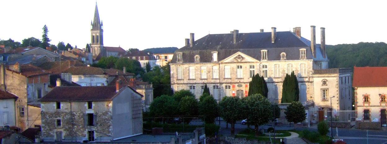 La ville de nontron coutellerie nontronnaise - Office du tourisme d amsterdam ...
